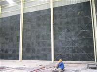 cao su boc tuong rubber wall
